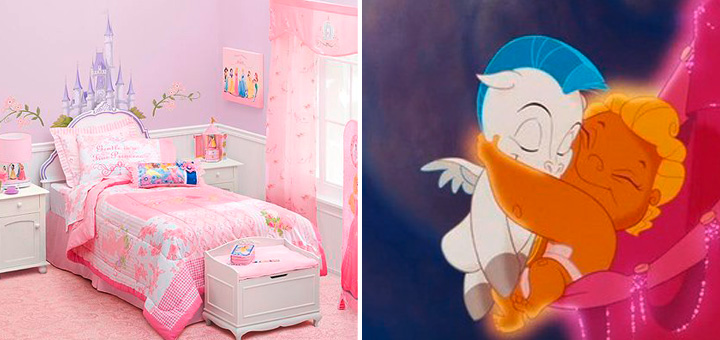 Disney - kids bedroom