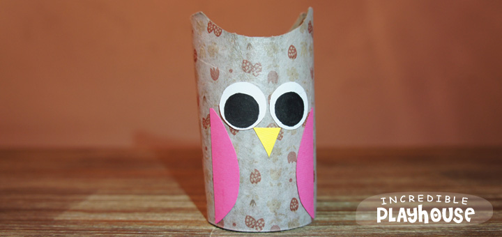 owl-paper-craft