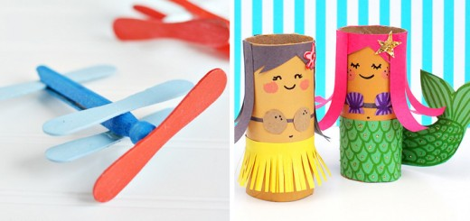 11-adorable-diy-kids-crafts-for-this-summer