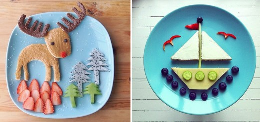 food art 35 healthy snack ideas